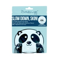 The Creme Shop Slow Down Skin! Sheet Mask (Panda)