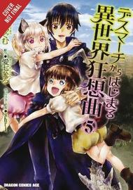 Death March to the Parallel World Rhapsody, Vol. 5 (manga) by Hiro Ainana