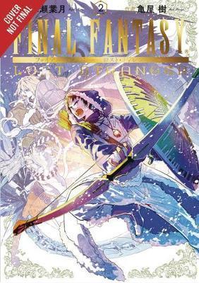 Final Fantasy Lost Stranger, Vol. 2 by Hazuki Minase