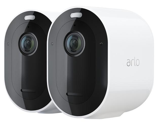 Arlo: Pro 3 - Wire-Free Security Camera System (2 Camera Kit)