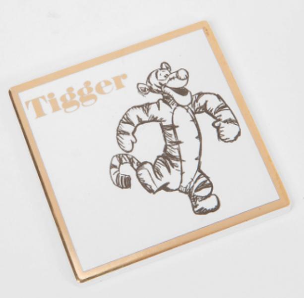 Disney Collectible Coaster: Tigger