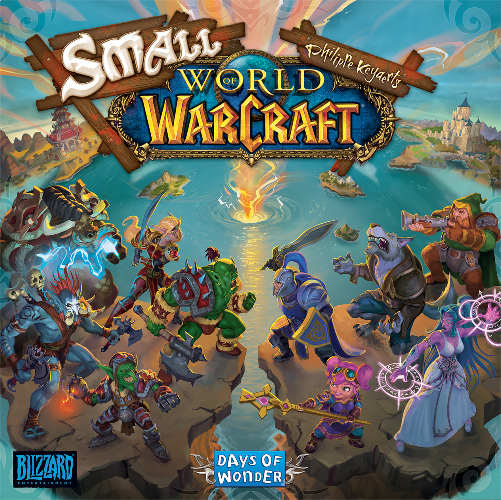 Small World of Warcraft image