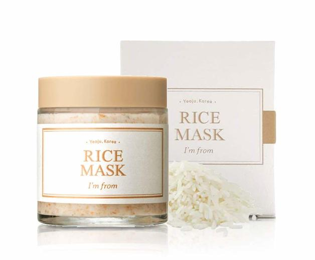 I'm From: Rice Mask