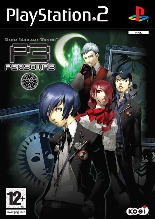 Shin Megami Tensei: Persona 3 for PlayStation 2