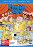 Family Guy - Season 4 (3 Disc Set) on DVD