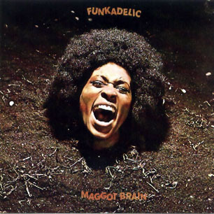 Maggot Brain (LP) by Funkadelic