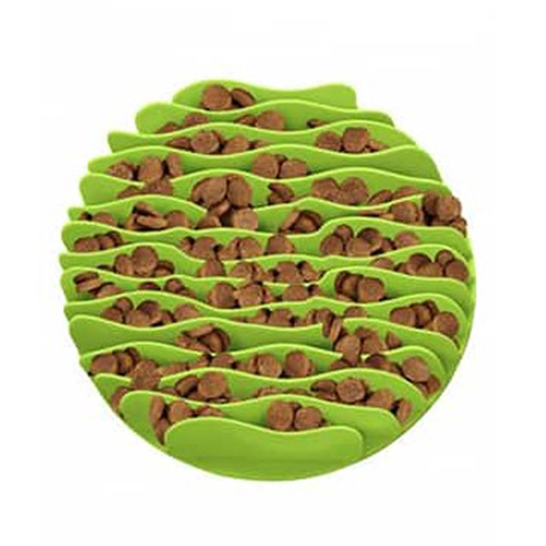 Fun Feeder Mat Mini (Green) image