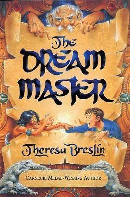 The Dream Master by Theresa Breslin image