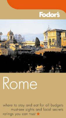 Rome by Eugene Fodor
