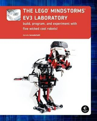 The Lego Mindstorms Ev3 Laboratory by Daniele Benedettelli