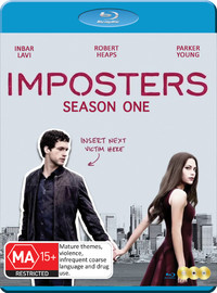 The Imposters - Season One on Blu-ray