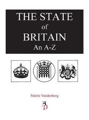 The State of Britain an A to Z by Maritz Vandenberg image