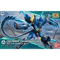 HGBD 1/144 Geara Ghirarga - Model Kit