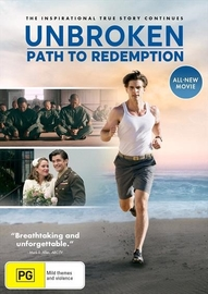 Unbroken - Path To Redemption on DVD