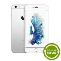 IPhone 6plus 64GB Silver - Refurbished