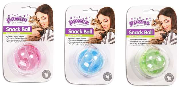 Pawise: Cat Treat Ball - 5cm