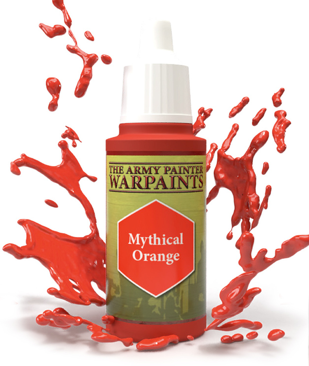 Army Painter: Warpaints - Mythical Orange