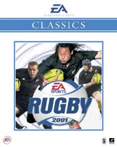 EA SPORTS Rugby 2001 for PC