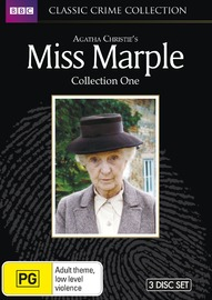 Agatha Christie's Miss Marple - Collection 1 on DVD