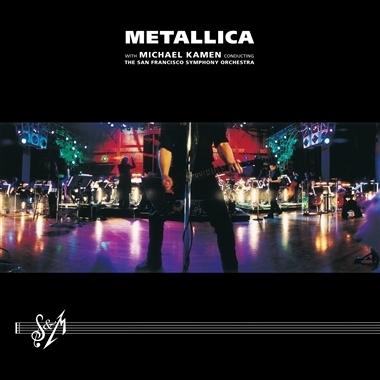 S & M (6LP) [180g] by Metallica