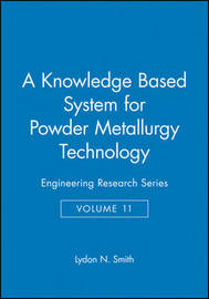 A Knowledge-Based System for Powder Metallurgy Techology image
