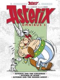 Asterix Omnibus 5: 5 by Rene Goscinny