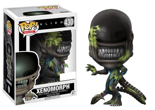 Alien: Covenant - Xenomorph (Bloody Splattered) Pop! Vinyl Figure