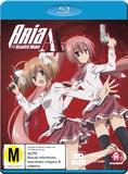 Aria The Scarlet Ammo AA - Complete Season 2 on Blu-ray