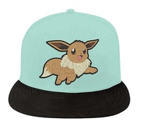 Pokemon: Eevee - Flat Peak Cap