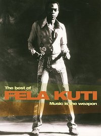 Music Is The Weapon [Box] by Fela Kuti image