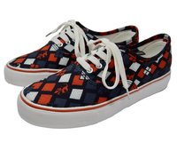 DC Comics Lopro Shoes (Harley Quinn, Size 10)