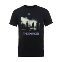 The Exorcist: Poster T-Shirt (X-Large)