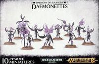 Warhammer Daemonettes of Slaanesh