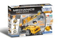 Clementoni: Mechanics Lab - Cranes