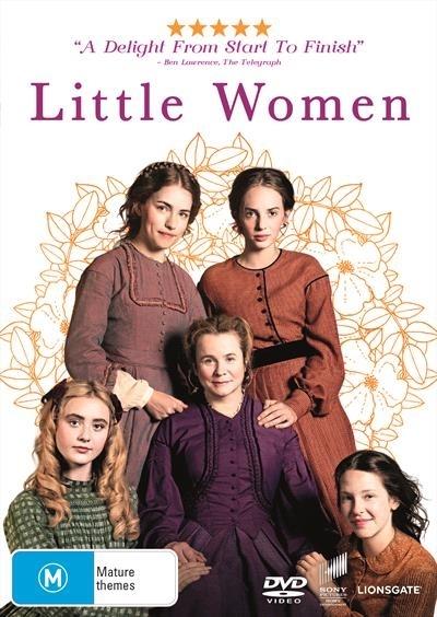 Little Women on DVD