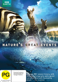 Nature's Great Events on DVD
