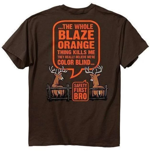 Buck Wear Blaze T-Shirt (Large)