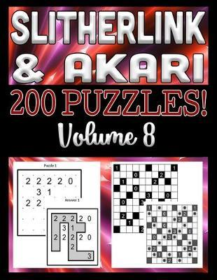 Slitherlink And Akari Puzzle Barn Press Book In Stock Buy