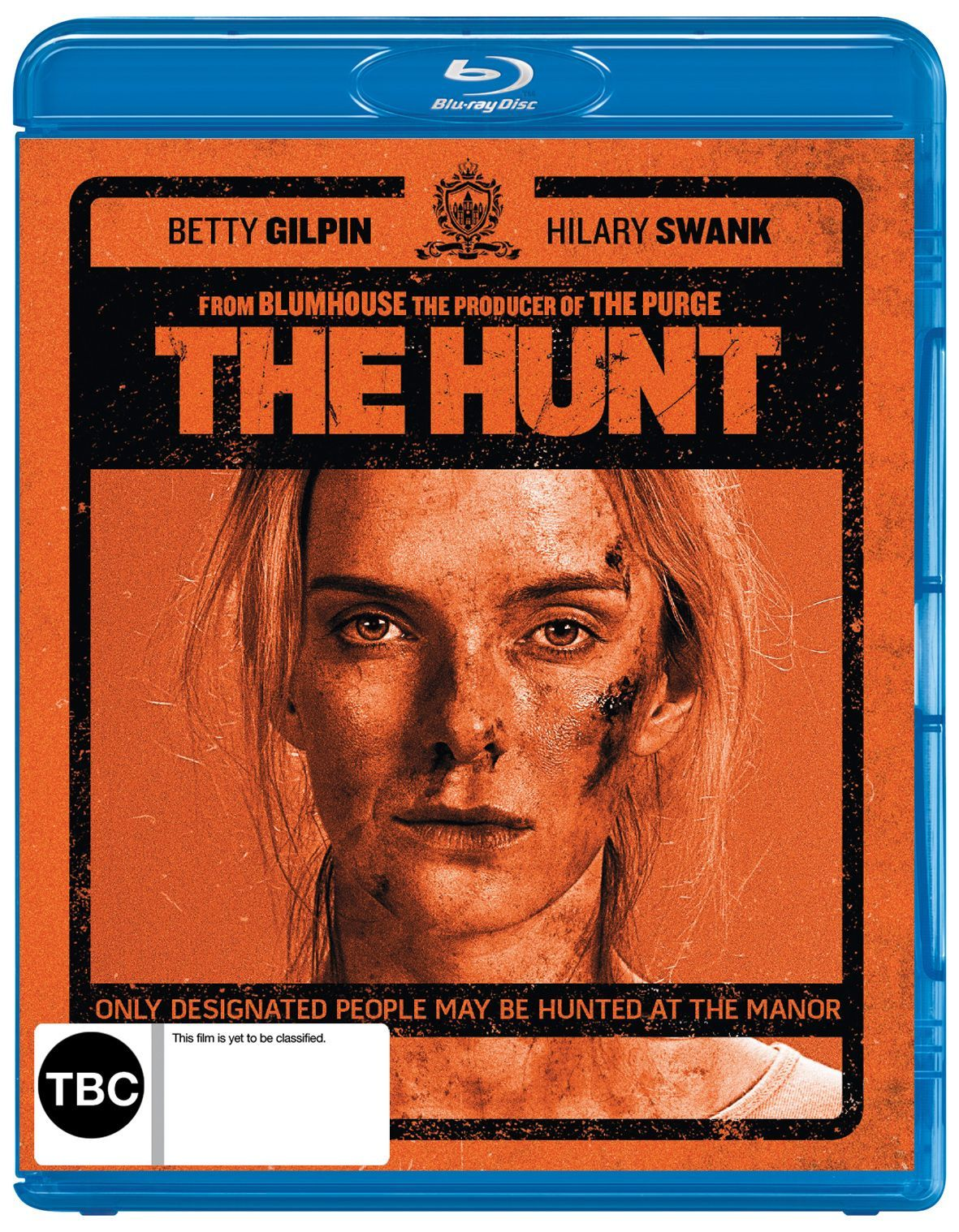 The Hunt on Blu-ray image