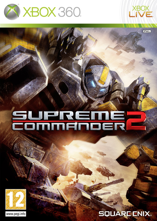 Supreme Commander 2 for Xbox 360 image