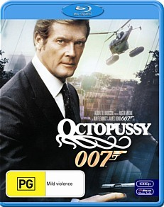 Octopussy (2012 Version) on Blu-ray image