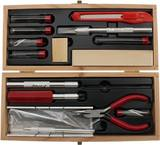 Excel Deluxe Ship Modelers Hobby Tool Set