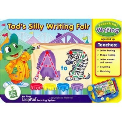 My First LeapPad - Tads Silly Writing Fair