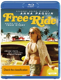 Free Ride on Blu-ray
