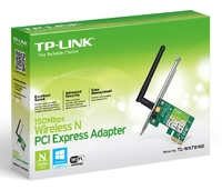 TP-Link: 150M Lite-N Wireless PCI Express Adaptor
