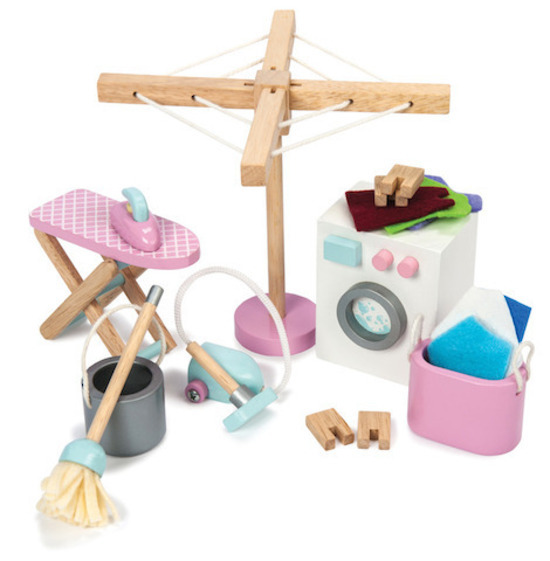 Le Toy Van: Laundry Room Set