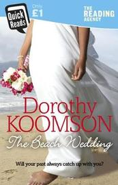 The Beach Wedding by Dorothy Koomson image
