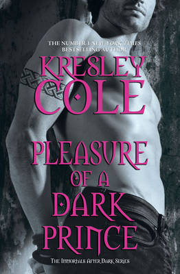 Pleasure of a Dark Prince by Kresley Cole image