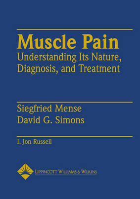 Muscle Pain by Siegfried Mense image