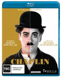 Chaplin on Blu-ray